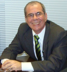 Hildo Rocha, já inserido no debate em Brasília