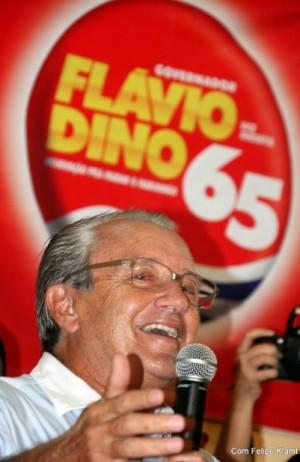 Governo Flávio Dino e José Reinaldo