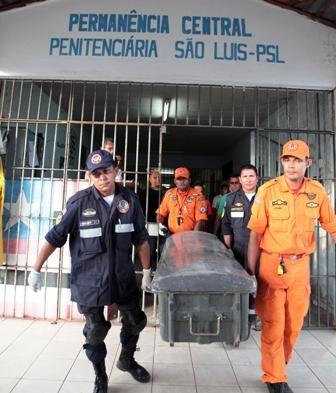 Assassinatos de presos são recorrentes em Pedrinhas
