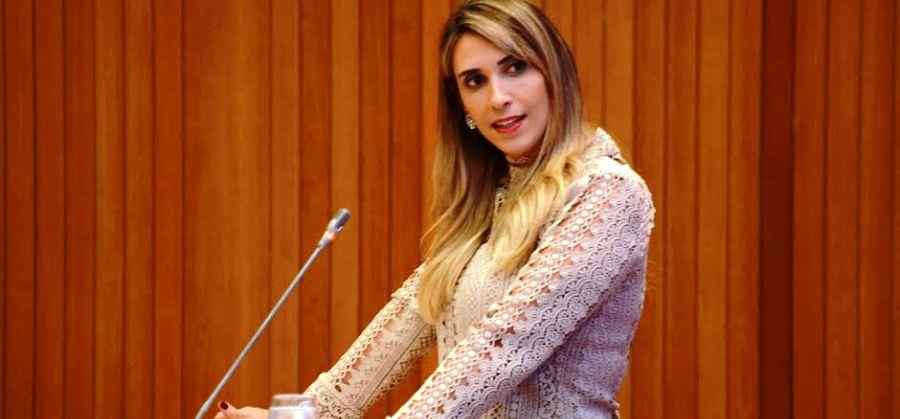 Andrea mostrou-se surpresa com ação de Roberto Costa