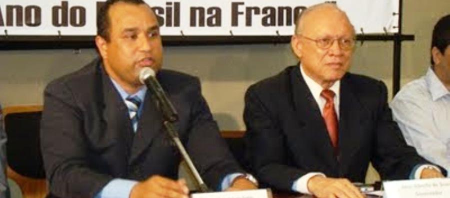 Roberto Costa e João Alberto: eles têm o controle do PMDB