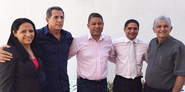 Primo, Zé Carlos, Honorato e Inácio já haviam acertado a presença de Monteiro