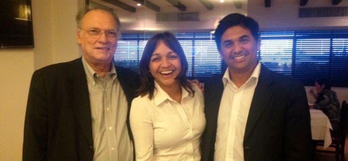 Freire com Eliziane e Wellington: apoio a quem tem voto