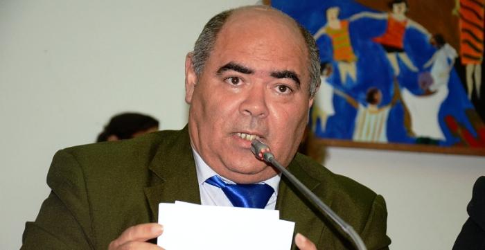 Astro de Ogum, presidente da Câmara Municipal de São Luís