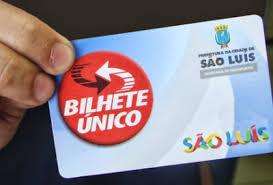 O cartão do bilhete único