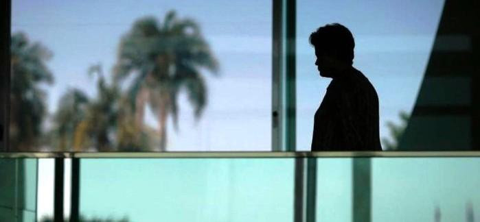 Dilma caminha agora mais isolada para a votação no Senado