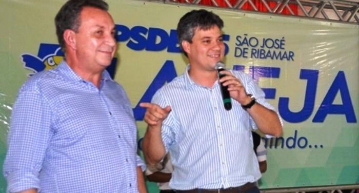 Luis Fernando e Neto Evangelista: experiência e juventude discutindo soluções