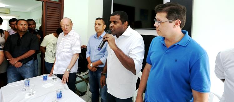 """Fábio explicou decisão por candidatura e exortou a todos a sair da """"zona de conforto"""""""