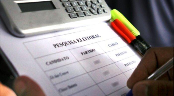 Questionário de pesquisa eleitoral; rigor da lei pode levar a proibição