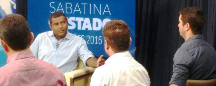 Fábio Cãmara conversa com os jornalistas de O Estado sobre os problemas de São Luís