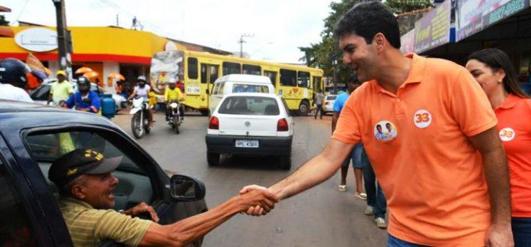 Após o debate do primeiro turno, Eduardo passou a ser percebido pelo eleitor nas ruas