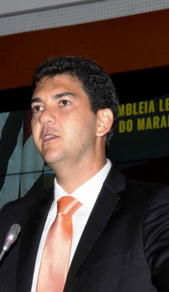 Eduardo Braide fez longo discurso na AL