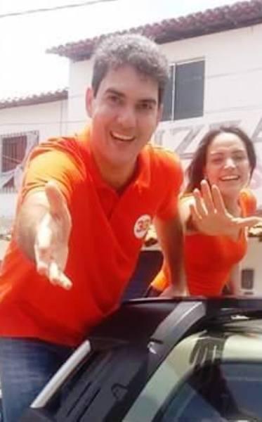Eduardo Estende a mão ao eleitor de todos os candidatos: campanha propositiva