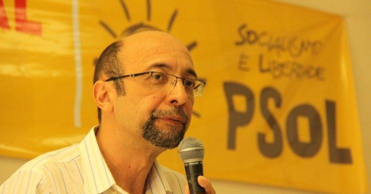 Luioz Araújo, do PSOL: temor de que Dino seja um novo oligarca
