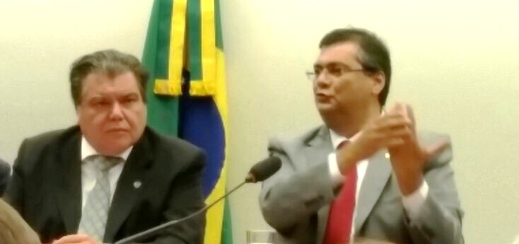 Sarney Filho pode vir a compor a chapa de Flávio Dino, numa aliança já defendida por aliados do comunista