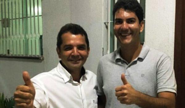 Hilton Gonçalo e Eduardo Braide: subindo de patamar político
