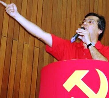 O comunista Flávio Dino em estado puro