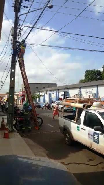 Funcionário da Cmar corta a energia da própria prefeitura, por falta de pagamento