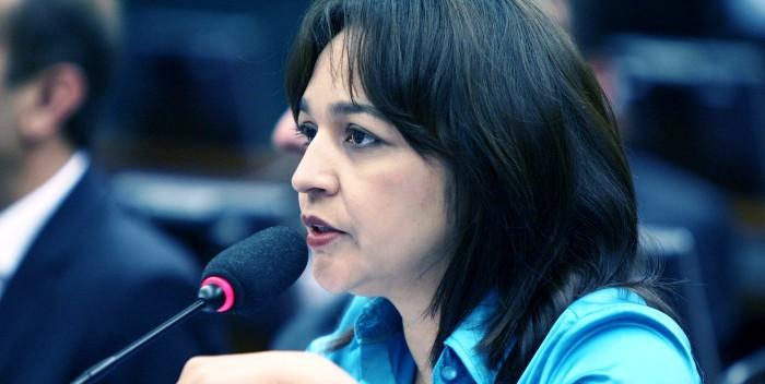 """Eliziane Gama: """"corrupção deve ser extirpada da sociedade"""""""