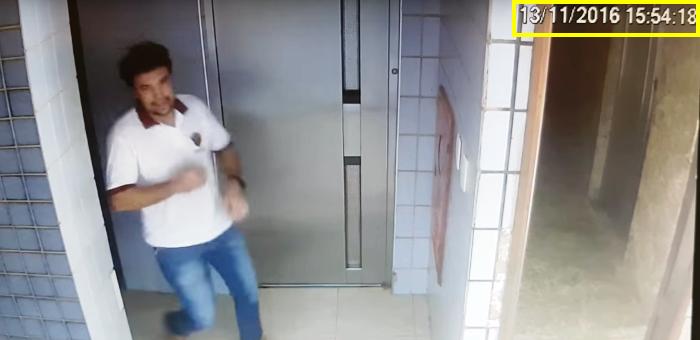 Lucas Porto confessou assassinato após evidências