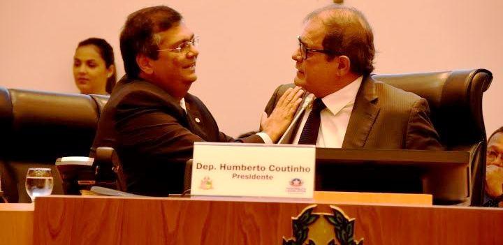 Aliados de Flávio Dino, Humberto pretende exercer o governo com absoluta discrição