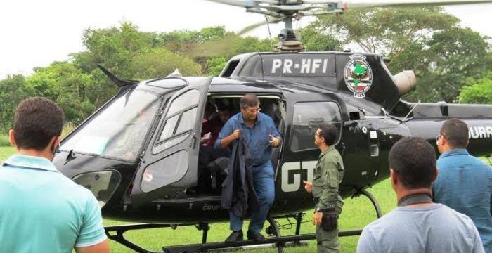 O gasto indiscriminado com aeronaves é um dos aspectos as mentiras de Flávio Dino ao povo maranhense