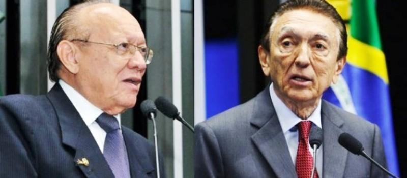 Até agora, João Albertoe  Edison lobão não manifestaram interesse em tentar renovar o mandato