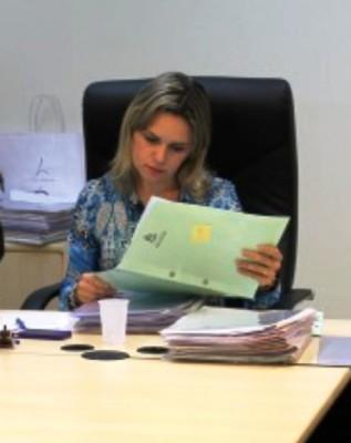 Juíza Cristiana Ferraz