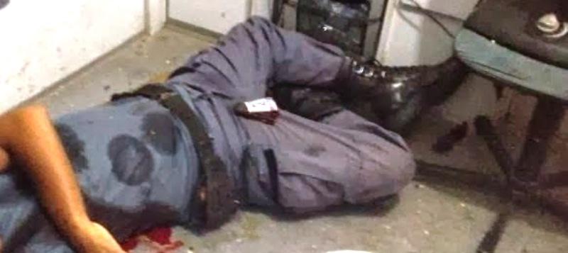 Sm auxíli do overno, cada vez mais policiais são executados em confronto com bandidos