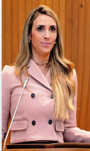 Andrea Murad quer divisão de recursos