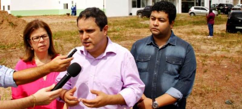Helena Duailibe e Diogo Lima foram espécies de articuladores de bastidores na campanha de Edivaldo Júnior