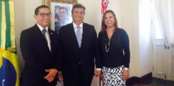 """O promotor Roberto Ramos com Flávio Dino: """"afã de execrar"""",segundo procurador"""
