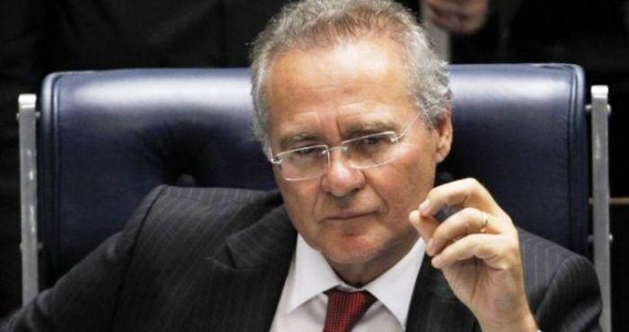 Calheiros deve ficar no comando do Senado, pelo menos até decisão do pleno do STF