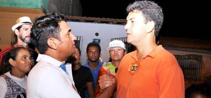 eduardoewc - Começa a debandada na Assembleia Legislativa contra Flávio Dino - minuto barra