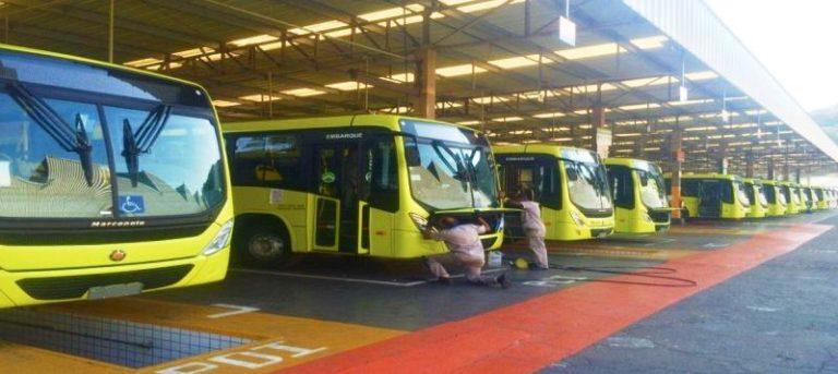 Vereador quer noyas fiscais destes ônibus, que o Upaon-Açu diz já terem sido comprados