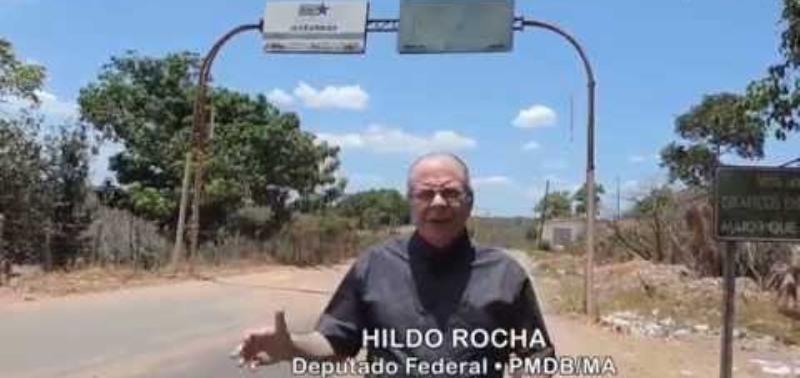 Hildo Rocha tem feito vistorias constantes em obras do governo estadual