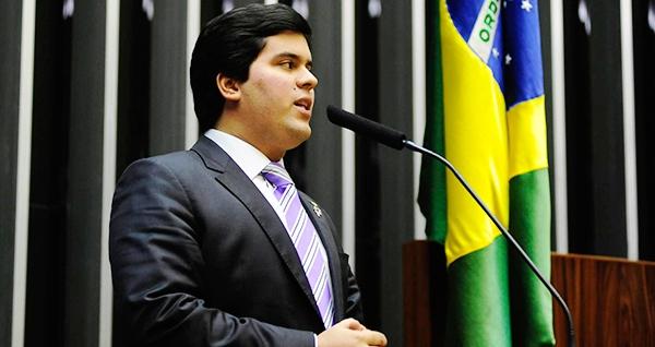 fufuca - PRESTÍGIO POLÍTICO: André Fufuca chama Samuel Jorge para o PP - minuto barra