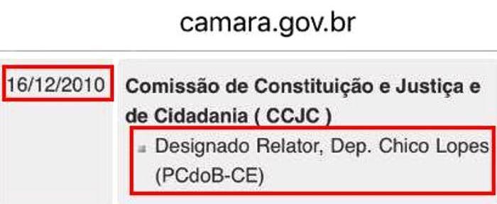 camara 1 - BOMBA: Flávio Dino acatou sugestões e indicou relator-substituto de projeto de interesse da Odebrecht, diz MPF… - minuto barra