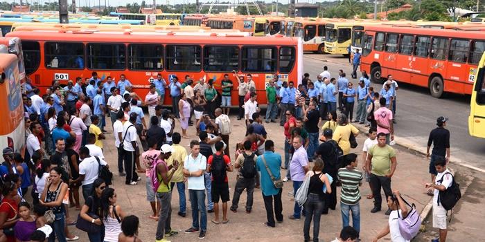 Justiça proíbe greve de motoristas de ônibus em São Luís… – Marco Aurélio D'Eça