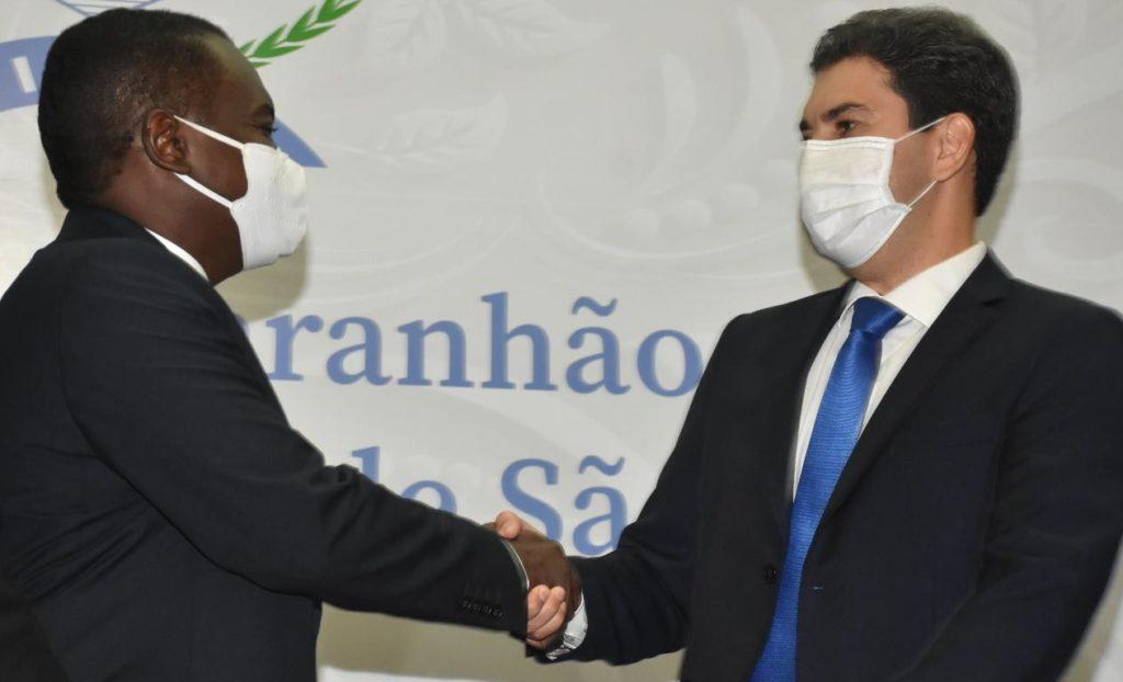 Braide escolhe o vereador Batista Matos para o cargo de vice-líder na CMSL  – Blog do Juraci Filho